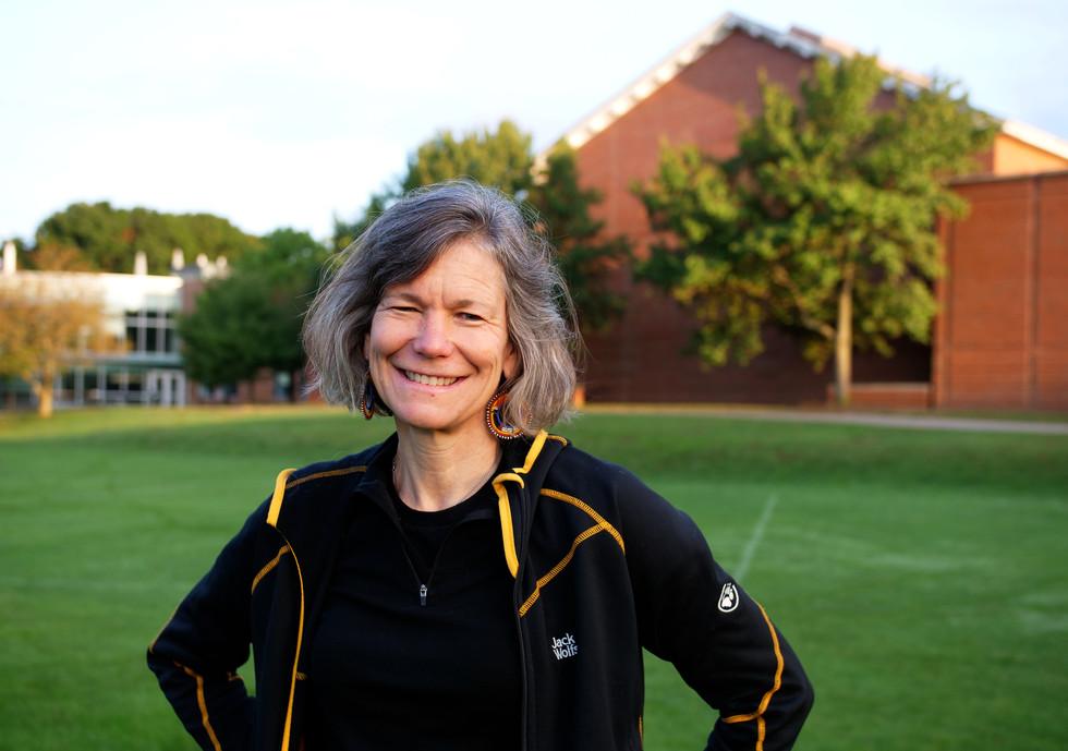 Andrea Geyling-Moore, Community Partnerships