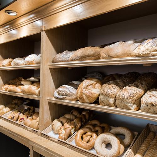 Bread Shelves