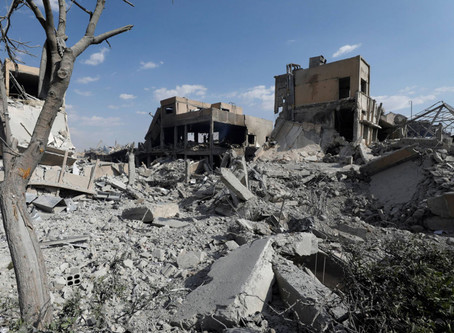 Damascus Attacked