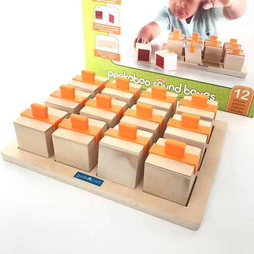 OUTLET - SOUD BOXES