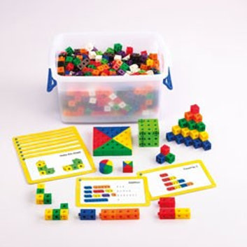 SET LINKING CUBES 500