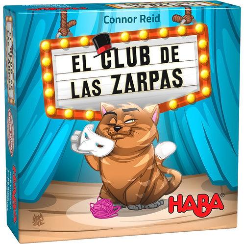 EL CLUB DE LAS ZARPAS
