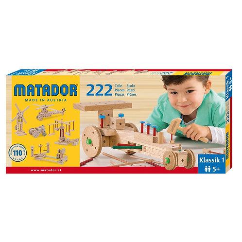 MATADOR KLASSIC NR.1 222