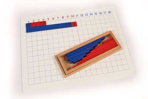 TABLERO DE LA SUMA Montessori