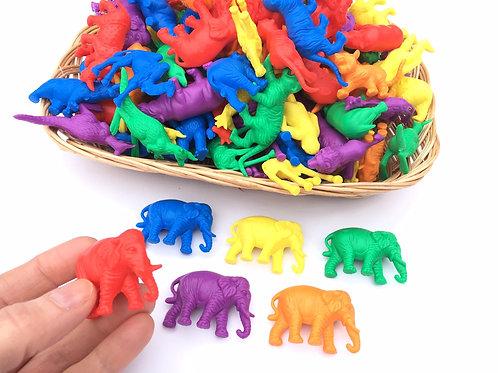 CONTADORES ANIMALES SALVAJES 120