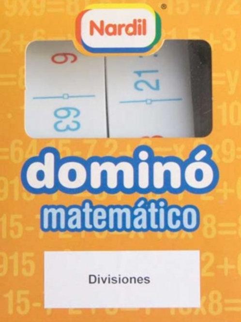DOMINÓ DIVISIONES