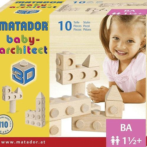 CONSTRUIR CON MATADOR BABY 10