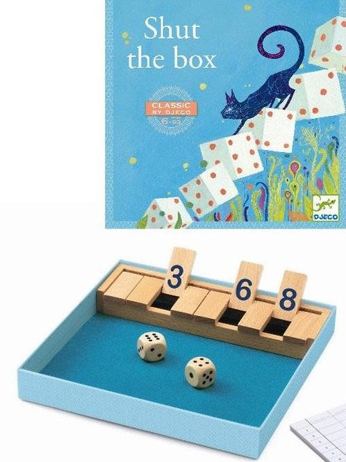 SHUT THE BOX - CIERRA LA CAJA
