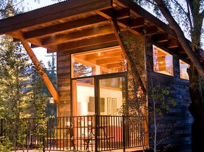 What it's an eco lodge ?
