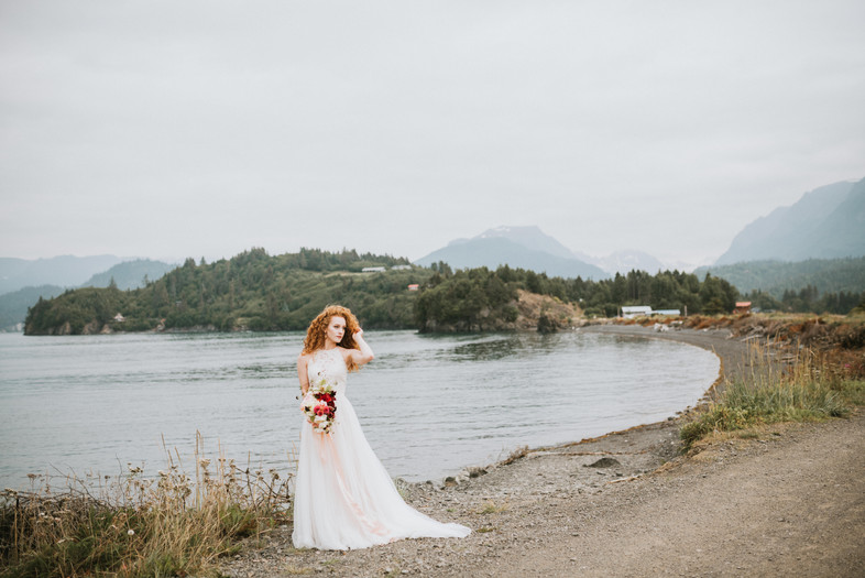 Halibut Cove Shoot