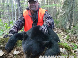 Just in! Success at Magnum Outfitters, Fort Coulonge Quebec