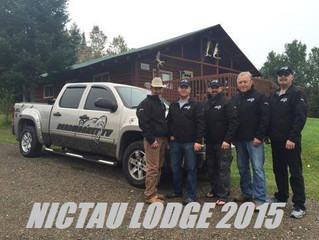 Nictau Lodge Success!
