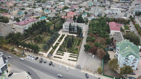Заур Аскендеров: в Дербентском районе будет реконструирован памятник Герою Советского Союза Шамсуле
