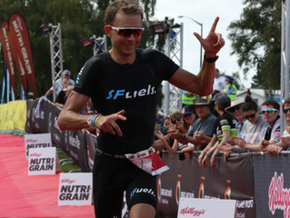 From Ironman Taupo to The Big Dance Kona.
