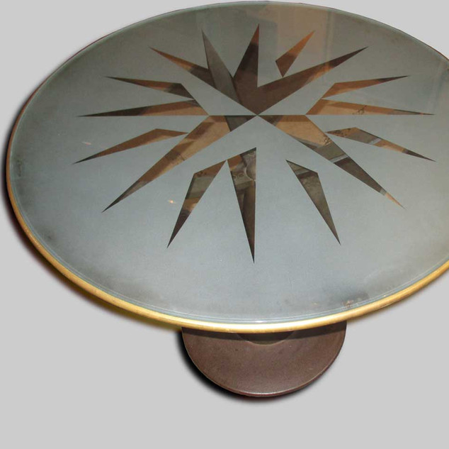 "Dining table ""Astrolabio"""