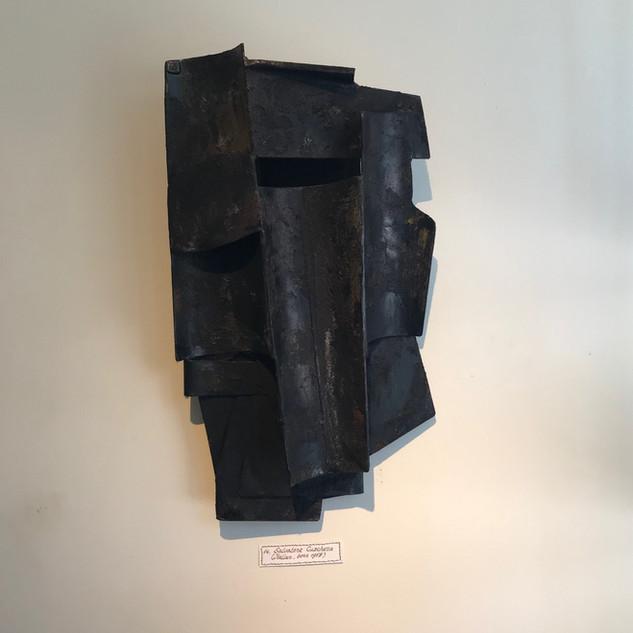 Wall sculpture by Salvatore Cuschera