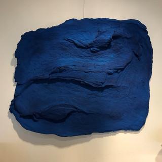 Wall sculpture by Irene Vonck