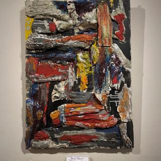 Jan G. Elburg , Dutch 1919-1992