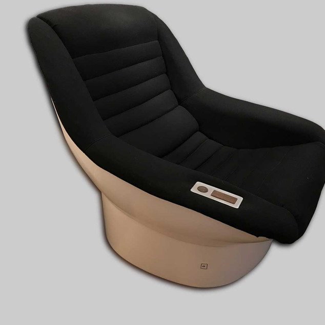 "Italian easy chair "" ALDA """