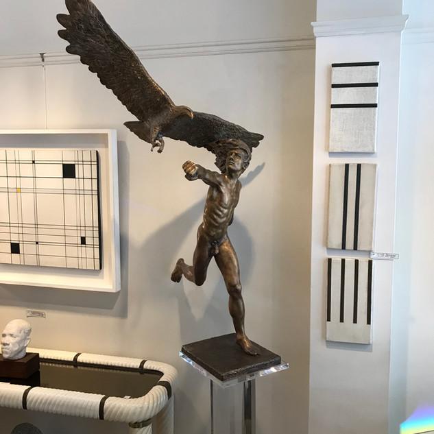 Sculpture by Gabriele Nardi