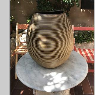 A German vase by Dümler & Breiden