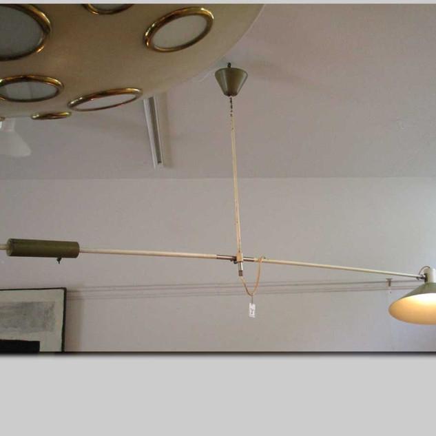 Dutch ceiling light