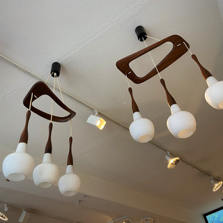 French ceiling light by Francois Rispal