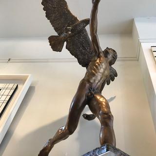 Bronze by Gabriele Nardi