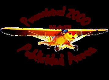 Avion de publicidad con sonido