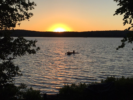 Sunset Cabins open their season on May 3rd, 2019