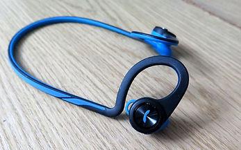 Plantronics Backbeat Fit Blue