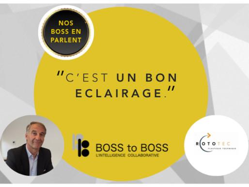 Comité Stratégique - Témoignage de Jean Philippe Admont, PDG de Rototec