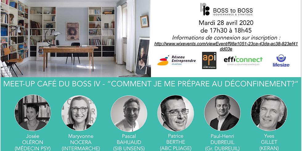 Meet-up Café du BOSS IV - #COVID19