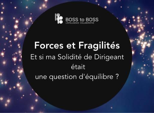 Forces et Fragilités : Et si ma Solidité de Dirigeant était une question d'équilibre ?