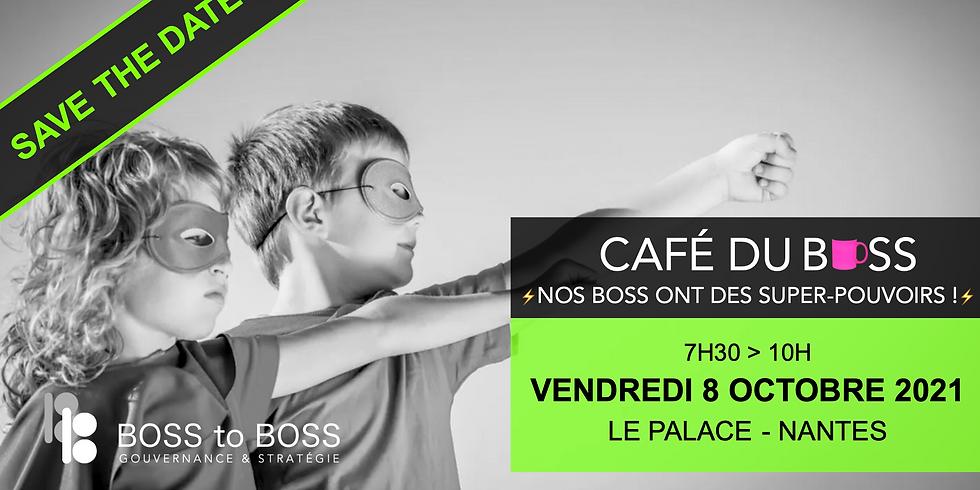 """{Café du BOSS} """"⚡NosBOSS ont des super-pouvoirs⚡"""""""