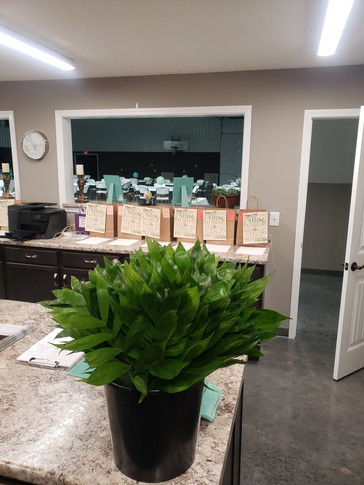 Palm Branches for At-Home Worship