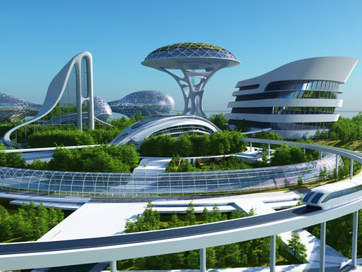 Städteplanung in zukunftsfähig (1): Grüne Dächer und die Sponge City