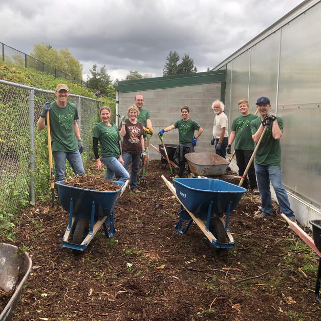 Day of Caring - September 2019