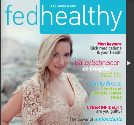 Cover Fed Health July:August 2015