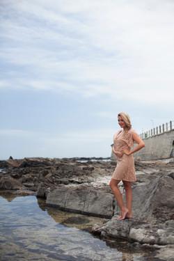 Bailey Schneider 2015 Beach