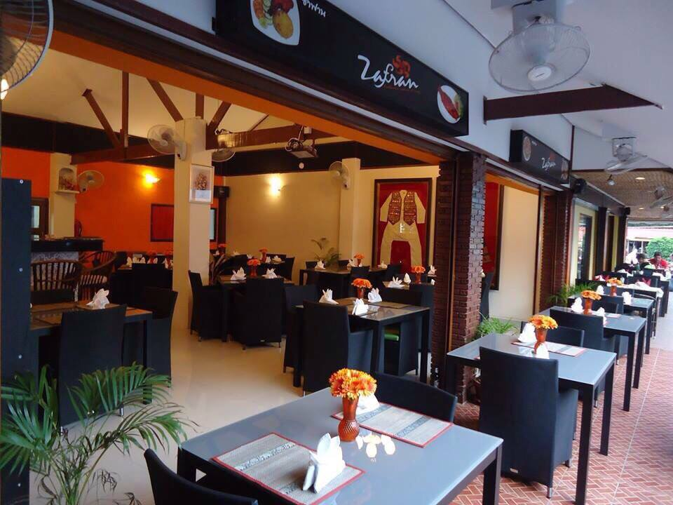 Zafran Authentic Indian Restaurant