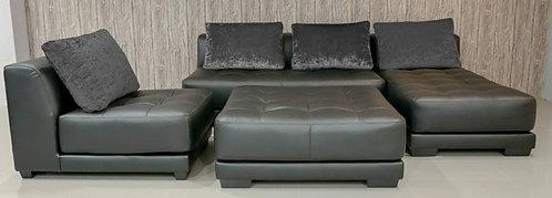 Boxer Combination Sofa (Left / Middle / Right / Ottoman)