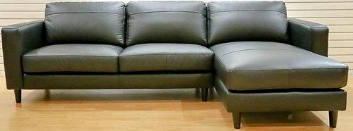 Vintage L Shape Sofa (M / L / XL)