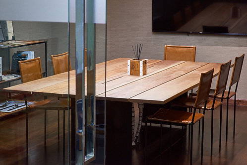 FI Conference Table with USB & Integrated Power