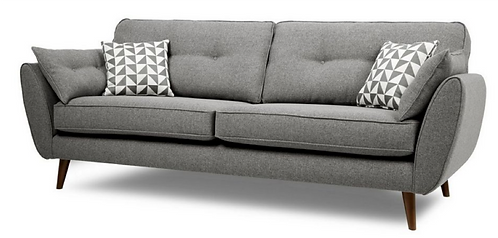 Odense Sofa (1/2/3/4 Seater - Footstool)
