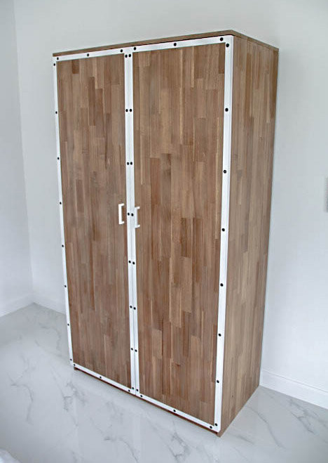 KPH Wooden Wardrobe