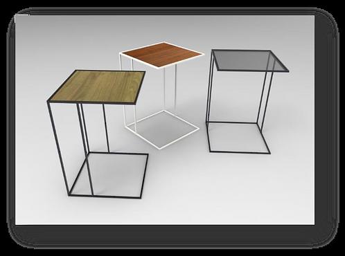 KPHL Sofa Computer Table