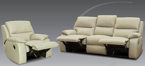 Hugo 1/2/3 Seater Recliner