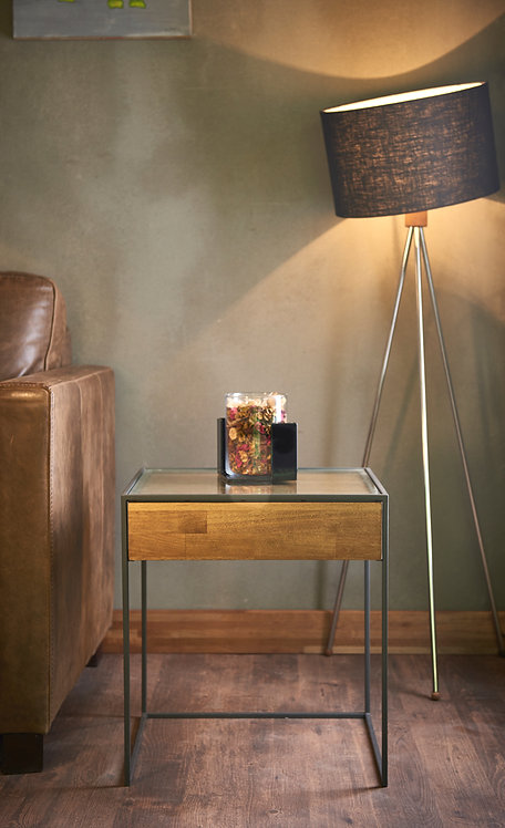 KPHL Side Table with Drawer