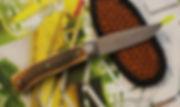 Couteau pliant, cran carré_le Talar N °1
